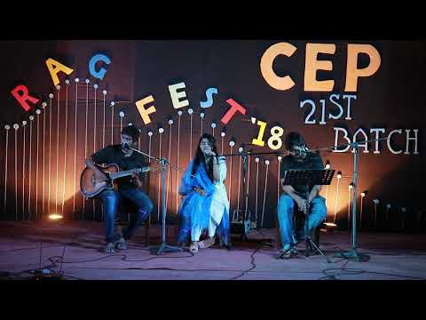 5. Arnob Medley Acoustic Cover by Mahtab, Ayesha and Minhaz- CEP 21st Batch, SUST Rag Fest 2018