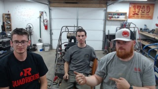 Quadricers ratherBwelding & Red Beards Garage thumbnail