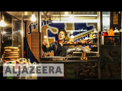 Snacking through the Big Apple: Food carts in NYC - Street Food
