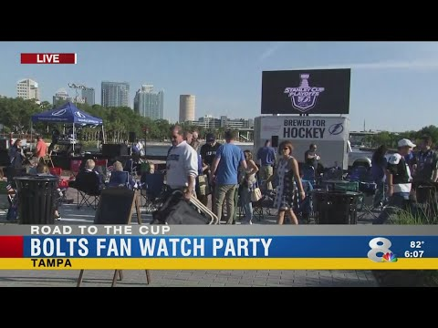 Bolts fan watch party in Tampa