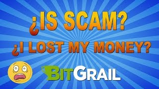 ¿BITGRAIL IS SCAM? XRB DISSAPEARED!!