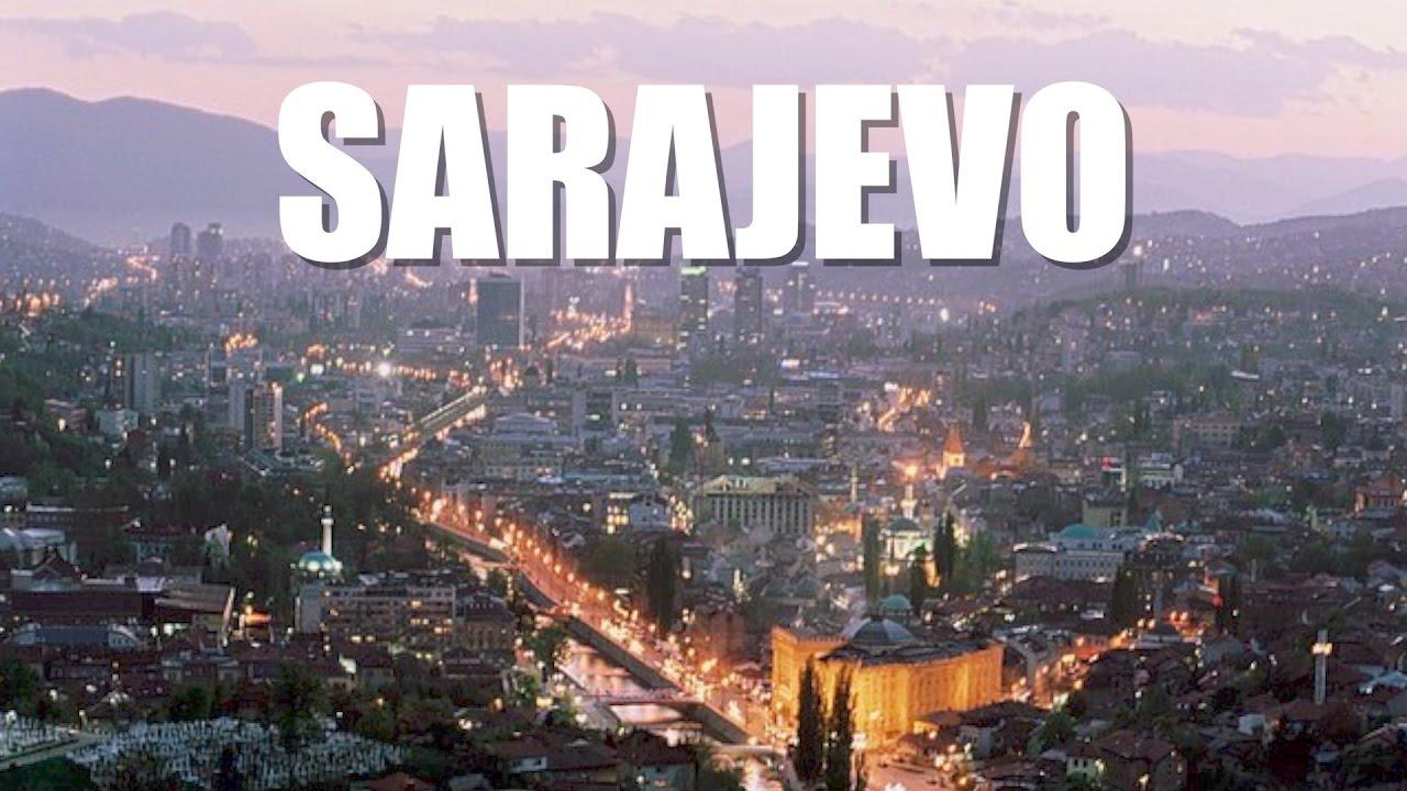 Que Ver En Sarajevo Capital De Bosnia Y Herzegovina Youtube