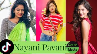 Nayani Pavani Tiktok Videos // Green Media