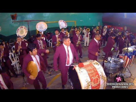 BANDA SUPER LIRA MUSICAL YAUYOS 2018 - 50 AÑOS DE LABOR MUSICAL - ROSENDO MATTOS