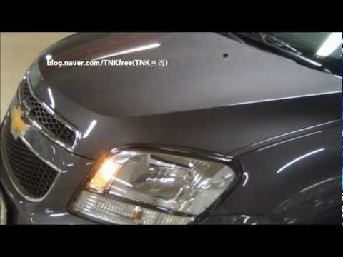 Chevrolet orlando test drive (long term)