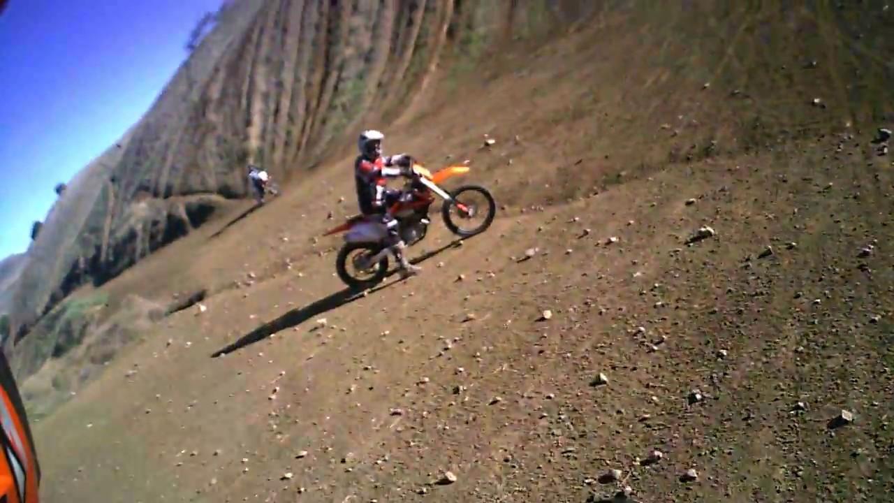How to climb hills at Carnegie SVRA