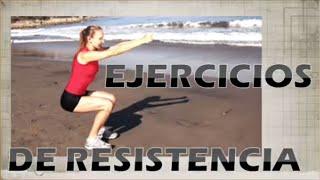Ejercicios de resistencia física en casa - Dos efectivas técnicas para aumentarla