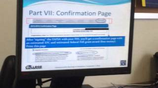 How to Complete the Financial Aid Applications (FAFSA and TAP)