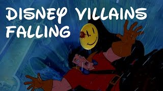 Disney Villains Falling