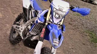 My NEW Yamaha WR 250F _ ENDURO GP