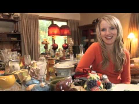 Interview with Cari Cucksey at Brimfield, May, 2013