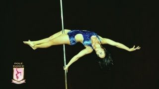 Dalia Gonzalez en Pole Dance Fitness Competition OLE DFC 2013
