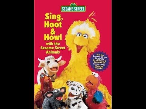 Previews From Sesame Street:Sing,Hoot,& Howl 2009 DVD