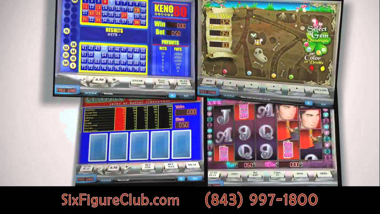 50+ Web-based Games from Our SweepsCoach Partner -- Six Figure Club