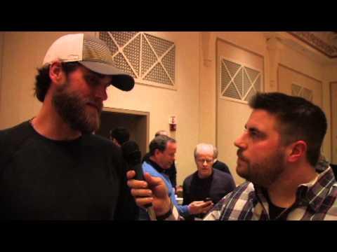 Matt Thornton at Sox Fest