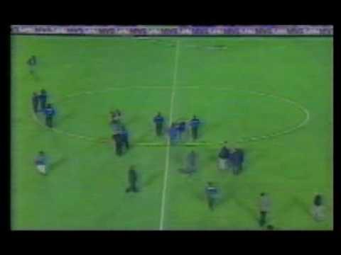 Gol de Oro - Final del Invierno 1999 Pachuca vs Cruz Azul
