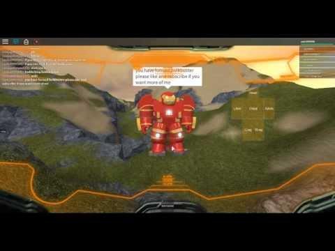 Roblox Iron Man Suit Testing