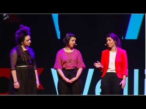 A 'Gym' Culture for Mental Health | CoLiberate | TEDxWellington