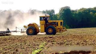 Самые большие и мощные тракторы в мире...