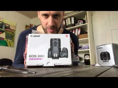 Canon 200D From E-infinity Online