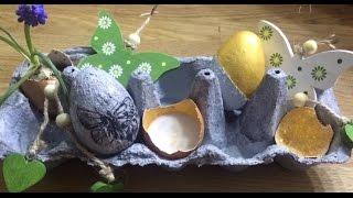 Ostern mit betonpaste (tutorial)