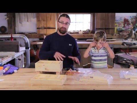 Kids Dig Workshop - Jewelry Box