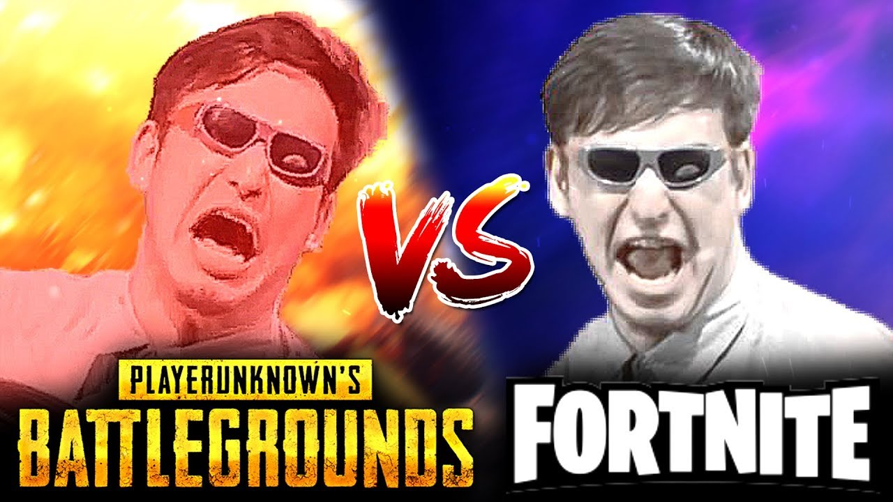 Fortnite vs pubg dank meme royale