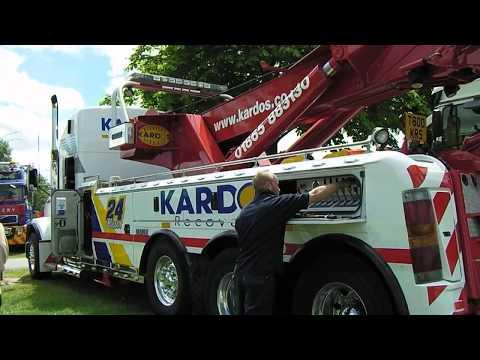 Kardos Heavy Vehicle Recovery - Kenworth 15 Litre Truck