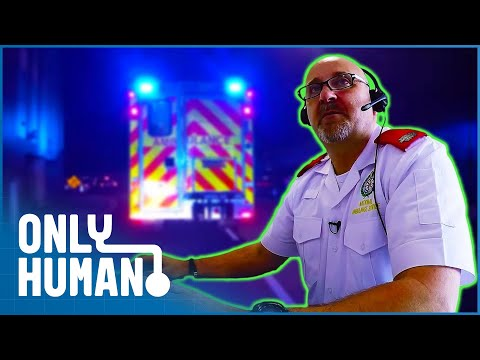 The Dramatic Day In The Life Of An Emergency Phone Operator | Paramedics | Only Human