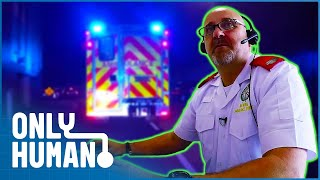 The Dramatic Day in the Life of an Emergency Phone Operator | Paramedics Episode 3 | Only Human