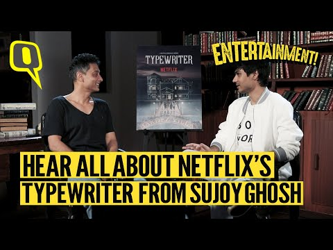 Sujoy Ghosh on Making His Netflix Series 'Typewriter',Crafting Thrillers and the Shadow of 'Kahaani'