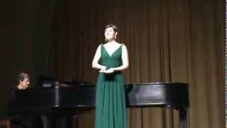 Die Kartenlegerin - Schumann