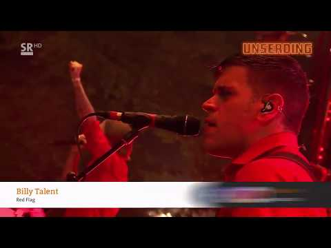 Red Flag | Billy Talent