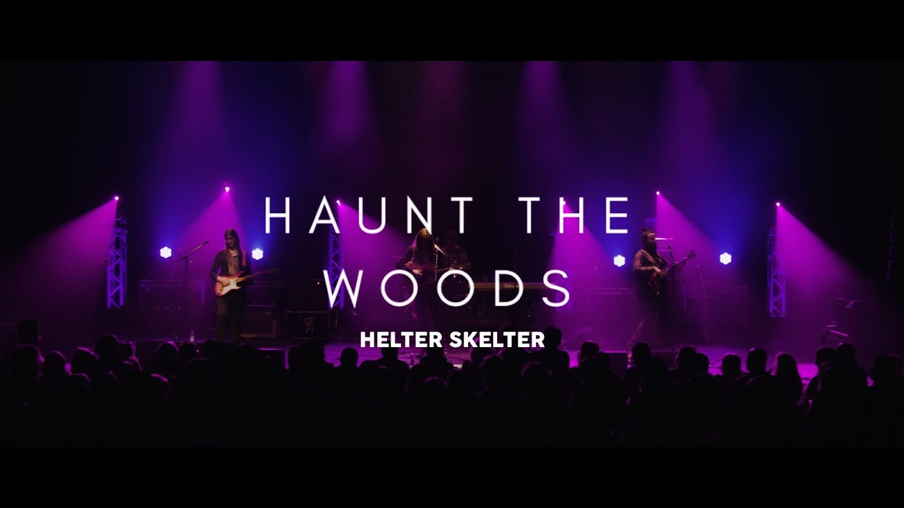 Haunt the Woods - Helter Skelter (Live at Plymouth Pavilions)