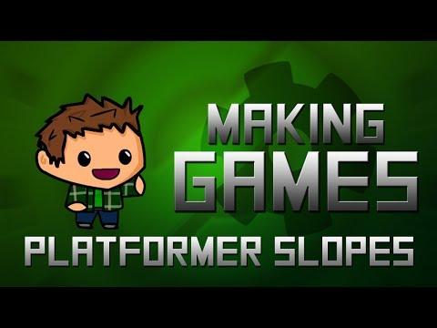 Game Maker Studio: Platformer Slopes Tutorial