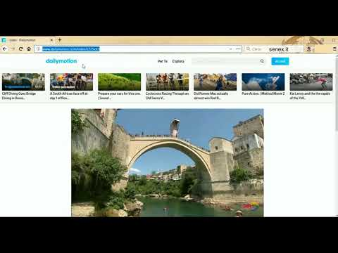 Scaricare video da Dailymotion col browser (no plugin o software)