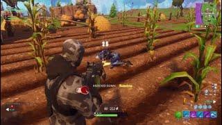 Fortnite: LMG Minigun challenge was* glitched