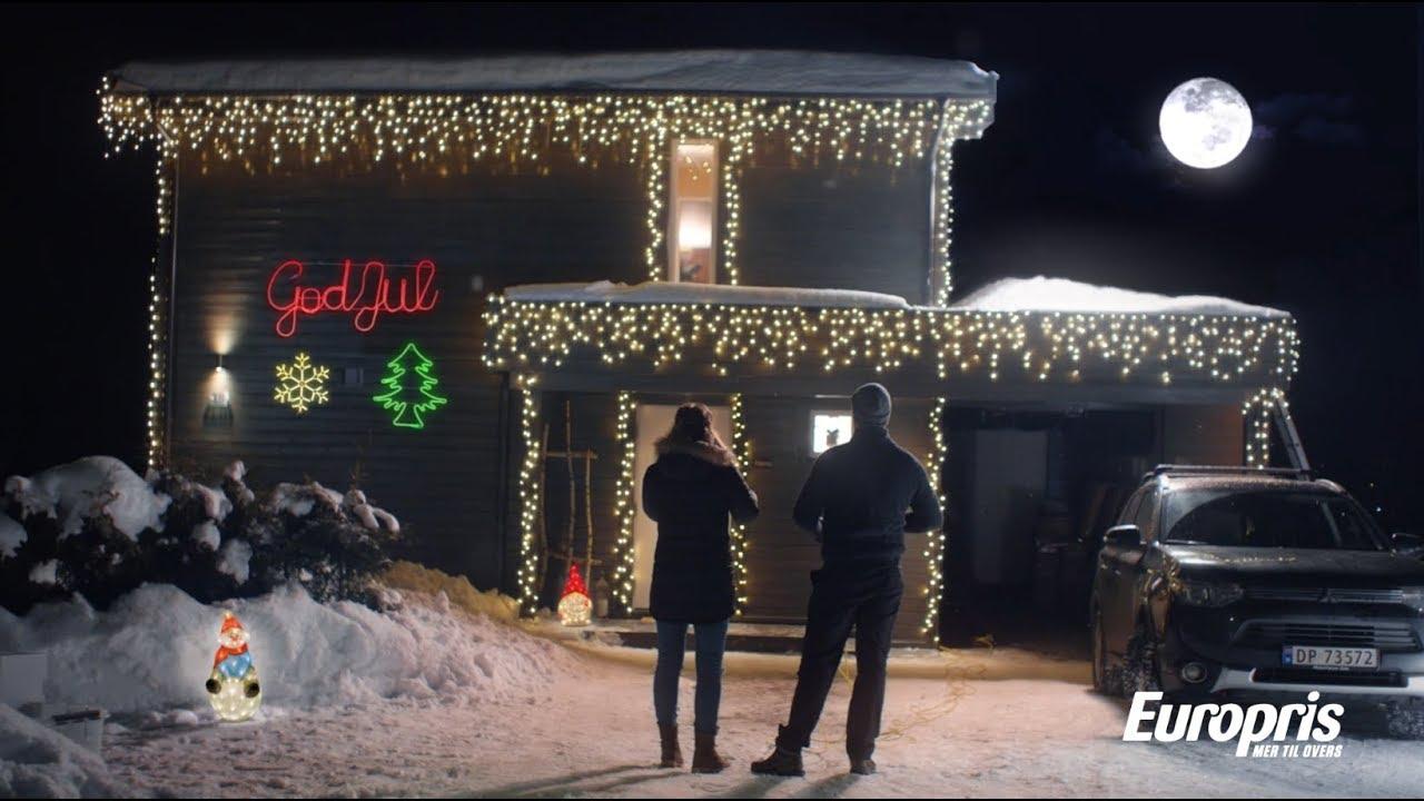 Modernistisk Julebelysning ute ⇒ Stort utvalg av utendørs belysning til jul NC-44