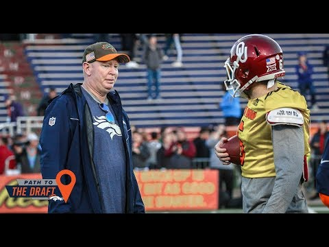 Path to the Draft: OC Bill Musgrave mic
