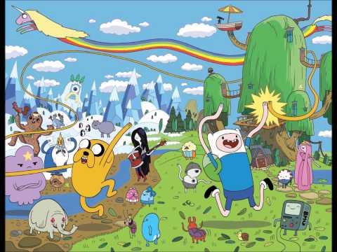 Adventure Time Ending Theme Rap Beat (Prod. By @YoungJThaPrince)
