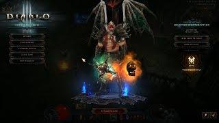 Diablo 3 2.6.7 PTR TEST 11 Min GR 120 NEW Remorseless HOTA BARB!!!!