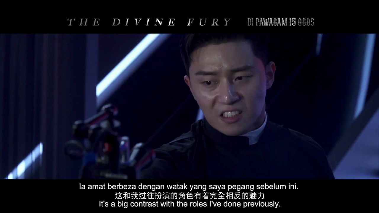Download Action Horror Movie The Divine Fury (사자) Behind the Story