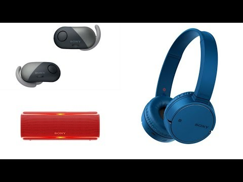 sony-launches-new-range-of-affordable-headphones,-speakers
