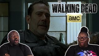 Video The Walking Dead 8x5 REACTION! {The Big Scary U} download MP3, 3GP, MP4, WEBM, AVI, FLV November 2017