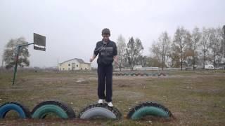 Паркур в 14 лет