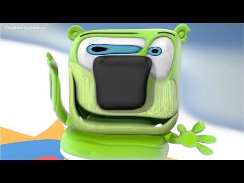 DOUBLE WARPED Gummibär REQUEST VIDOE Polish HD Gummy Bear Song