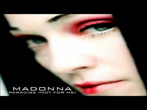 Madonna Paradise (Not For Me)(Funk Punk G!H Edit)