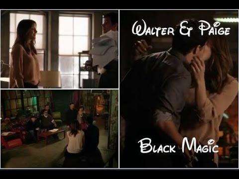 Walter & Paige    Black Magic
