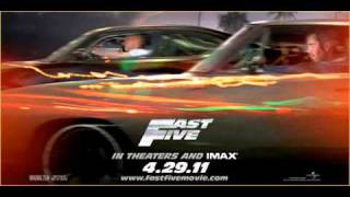 Ludacris - Fast Five - Furiously Dangerous feat. Slaughterhouse Soundtrack