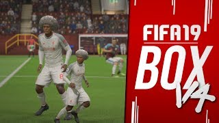 1 RATED PLAYER IN FIFA 19! | THE BOX V4 | BOX JUNIOR???? [#8]